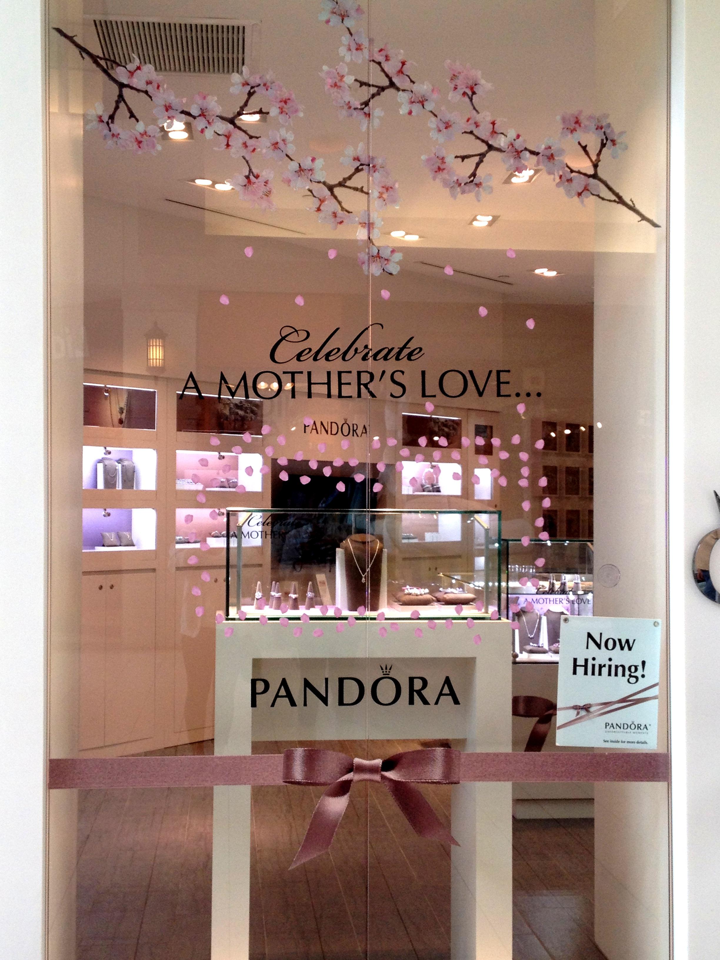Display 18 Pandora Visually Stimulating Windows